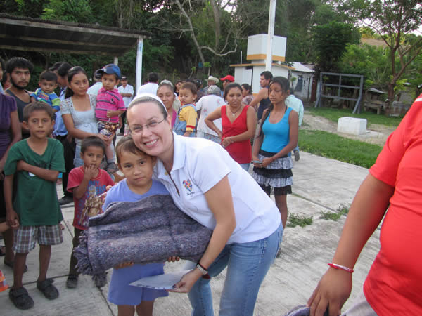 Delivery Quilts in Tuxpan Veracruz