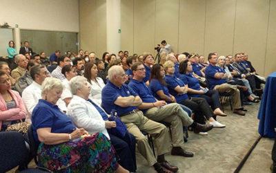 Reunión con pacientes trasplantados por Solo por Ayudar en conjunto con Club Rotario EUA y Cuajimalpa