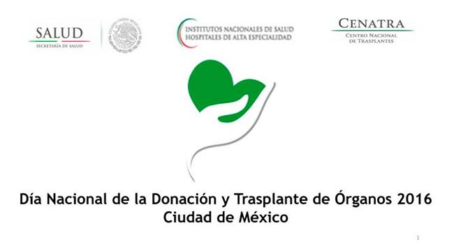 Sólo por Ayudar presente en el Día Nacional de Donación de Órganos.