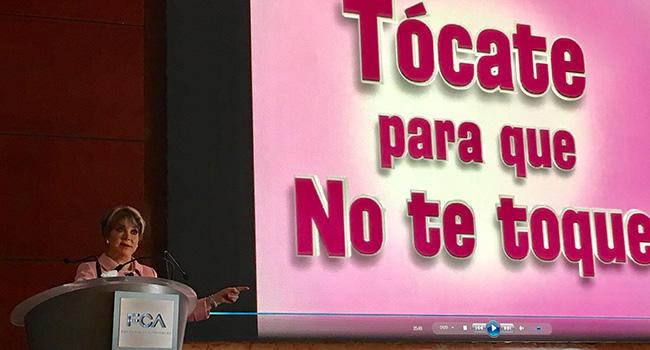 ¡Gracias Fundación FCA por brindarnos el espacio para hablar sobre detección oportuna de cáncer de mama!
