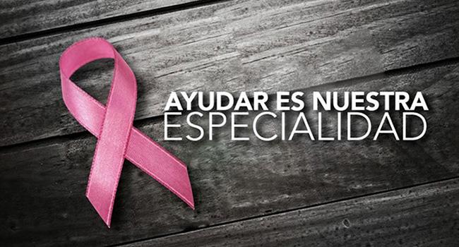 ¡Gracias Toks por unirte a la lucha contra el cáncer de mama! ¡Juntos hacemos más!