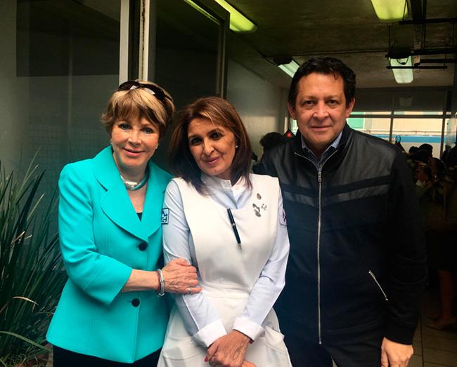 ¡Gracias Hospital General de México por permitirnos ayudar a sus pacientes! ¡Felicitaciones por logros tan importantes!