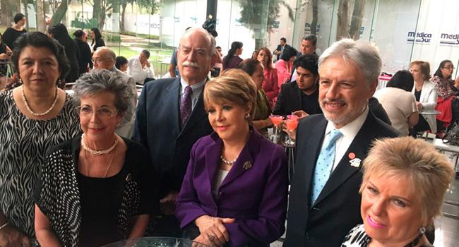 ¡Felicidades a la Asociación Mexicana de Lucha Contra el Cáncer por su 45 aniversario!