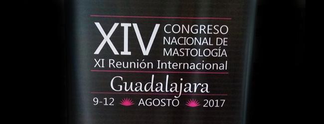 Muchas gracias a la Asociación Mexicana de Mastología por la invitación al XIV Congreso Nacional de Mastología, sin duda fortalecerá nuestro programa de Cáncer de Mama.