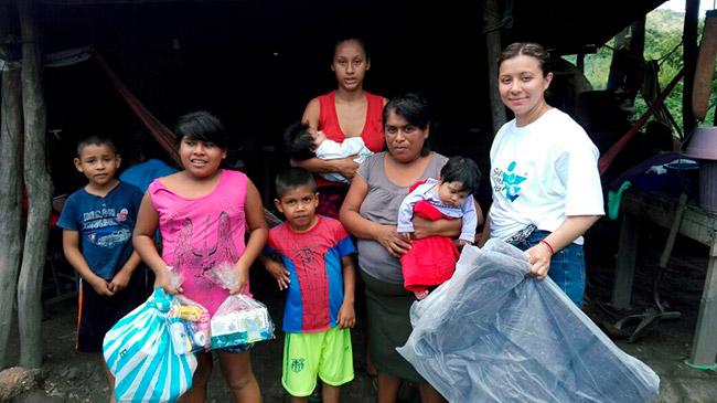 ¡Gracias P&G por confiar en nosotros para hacer llegar la ayuda a quienes más lo necesitan en Juchitán y Santo Domingo Petapa entregando productos de higiene personal!