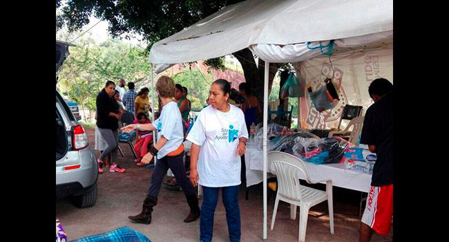 ¡Gracias Sigue Corporation por sumarse a ésta cadena de ayuda para los damnificados de los sismos de septiembre! Las familias de Tezoyuca Morelos se los agradecen.
