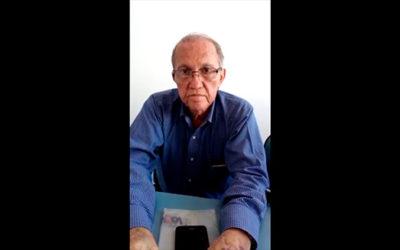 Testimonio:El señor Juan Quintín nos comparte su testimonio como parte de nuestro programa de Cáncer de Pulmón.