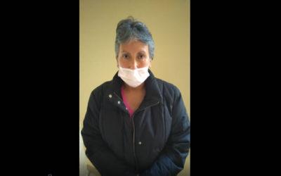 La señora Lourdes Valdes donó un riñón a su sobrino para que tuviera otra oportunidad de vida. ¡Enhorabuena!