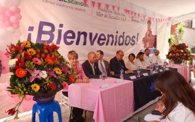 Talk of breast cancer at Hospital Escandón | October 10th