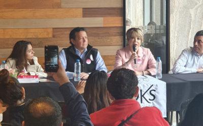 Toks press conference | October 2