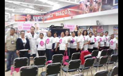 Breast Cancer Talks – Mexican Commercial 2010
